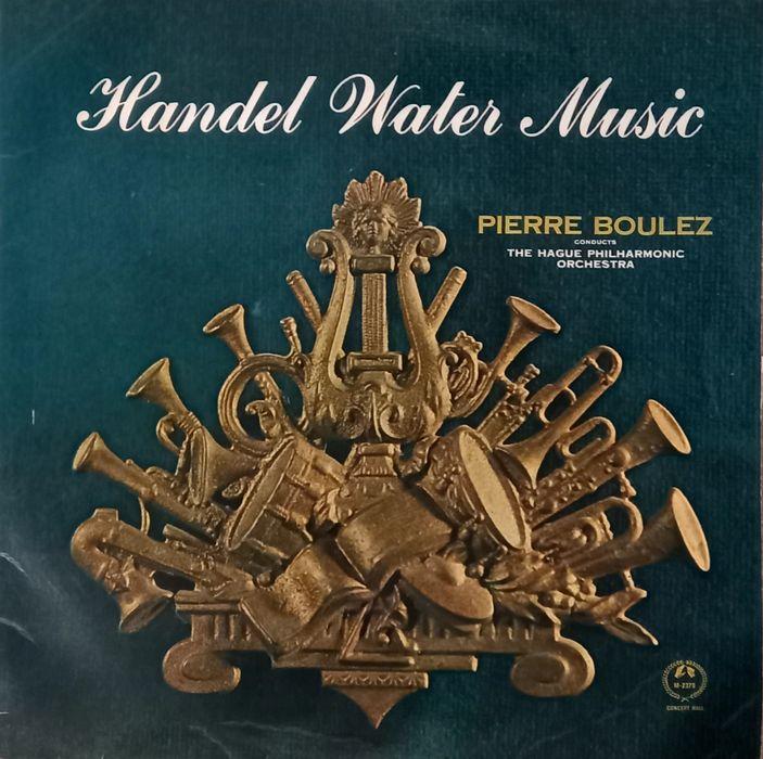 Handel water Music, платівка, пластинка, винил Львов - изображение 1