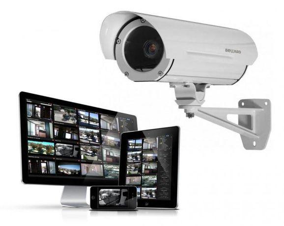 Установка, модернизация, ремонт и обслуживание систем видеонаблюдения