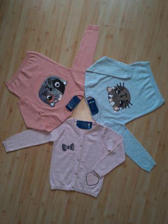 Кардиган кофта Lupilu свитер Лупилу для девочек