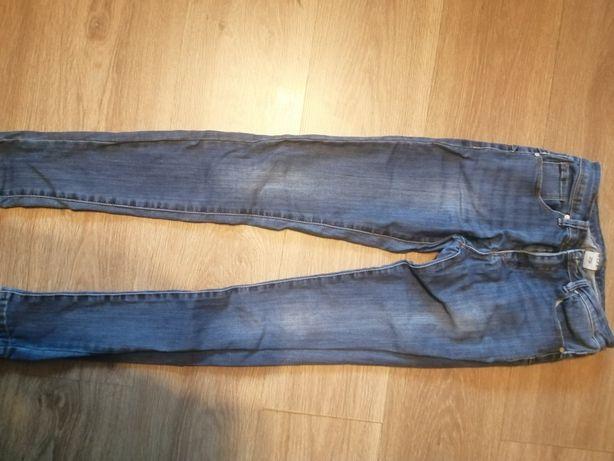 Spodnie dżinsowe rozmiar 36