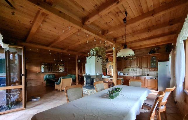 Całoroczny dom 4 Pory Roku nad jez.Mielno, Mazury