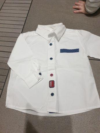 Koszula 74 biała