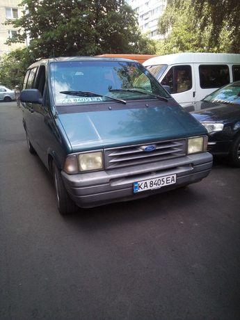 Форд аеростар V6-3л