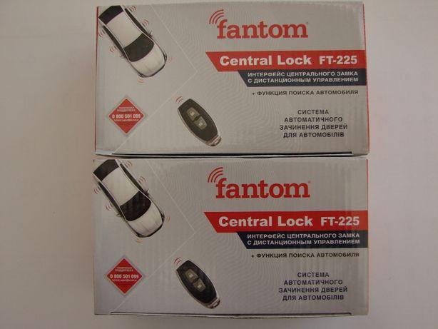 Интерфейс управления центральным замком Fantom FT-225
