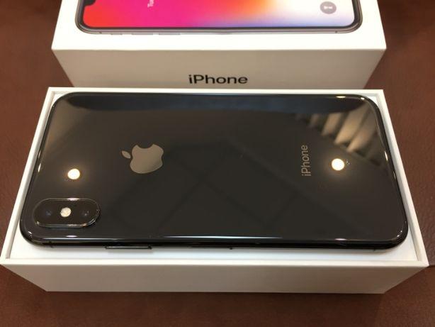 Айфон / iPhone X 64GB (Space Gray) Neverlock. Без Face ID