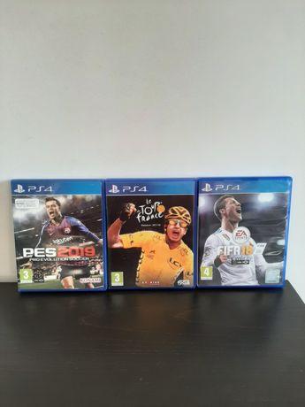 Pack de jogos ps4