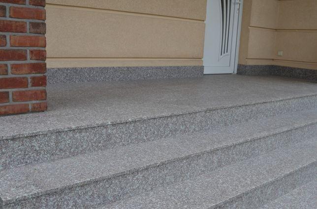 Płytki Granitowe Schody Granit Płyty Granitowe Kamień Naturalny HIT!