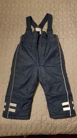 Spodnie chłopięce ocieplane 80 Cool Club