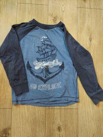Bluzka, 3 bluzki chłopięce 134 cm używane Cool Club