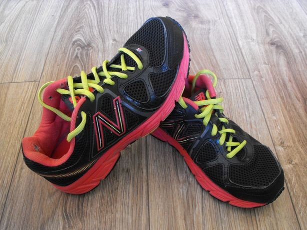 Buty NEW BALANCE 480V4 38/39 23.5cm running biegowe buty sportowe
