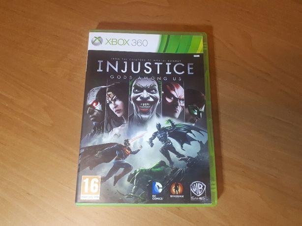 Injustice Gods amon Us Xbox360 Warszawa Białołęka