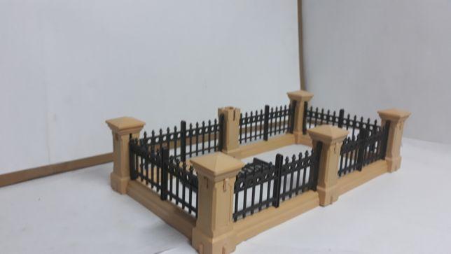 Playmobil ogrodzenie kamienicy