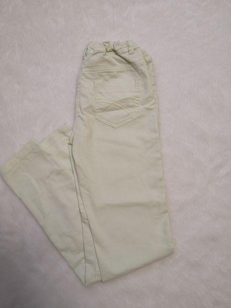 Штани лимонного кольору 9-10 років