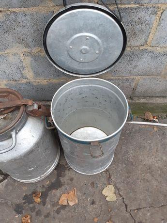 Бидоны из под меда.39 и 50 литров