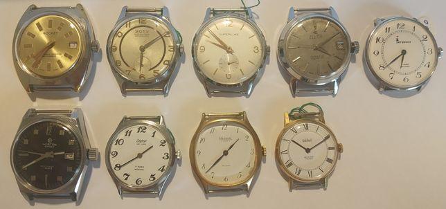 Relógios  antigos *Eletta *Rocket*Zoty*Superluxe*Zéphyr* Delma *Globus