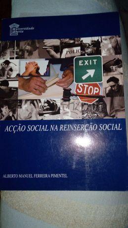 Ação Social na Área da reinserção social