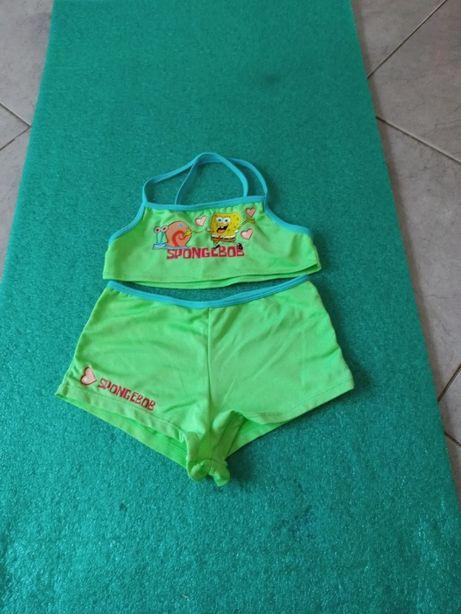 strój kąpielowy 2 częściowy