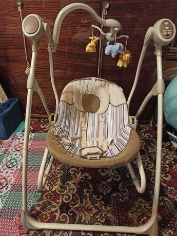 Детское кресло-качалка Carrello Nanny CRL-0005