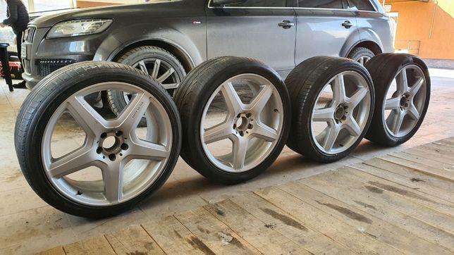 Комплект колёс Pirelli для W221 на дисках R20 AMG. Оригинал! КОМПЛЕКТ!