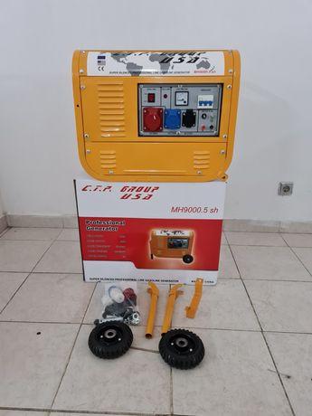 Gerador a Gasolina 9000W novo