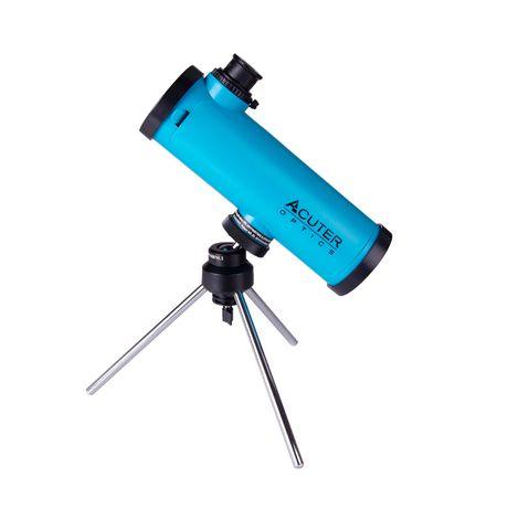 Teleskop Acuter Newton 50mm (niebieski)