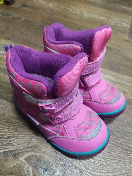 Термо ботинки на девочку Лозовая - изображение 1