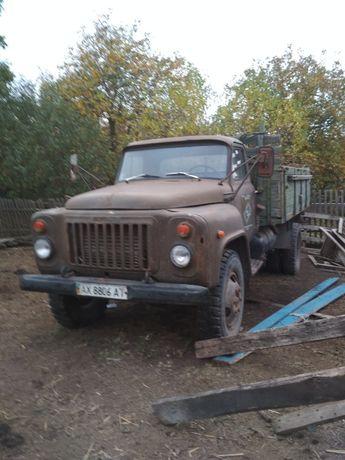 Продам Газ-53 на ходу