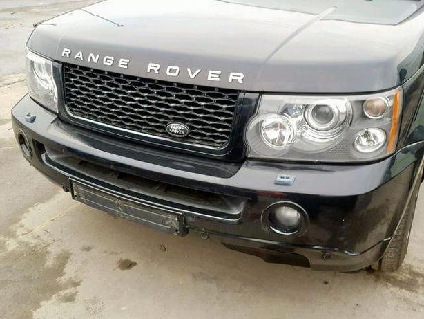 Land Rover Range Rover Sport 2.7 td моторчик АКПП Щиток приборов