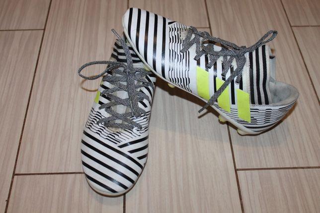 Бутсы adidas nemeziz 17.3 fg, оригинал, р.38