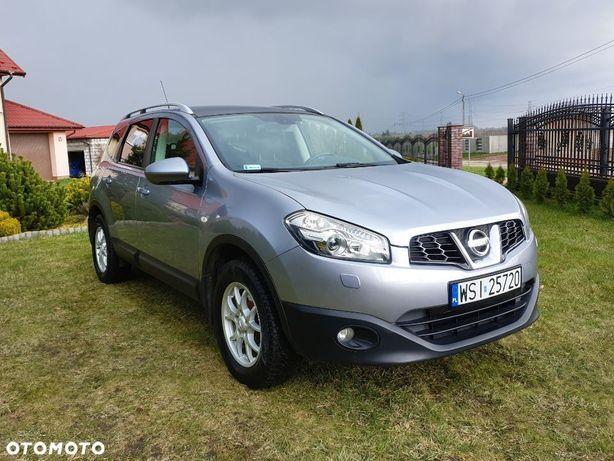 Nissan Qashqai+2 Lift 1.6 Benzyna 7 osób Zadbany! Tempomat~Podgrzewane fotele~Panorama~