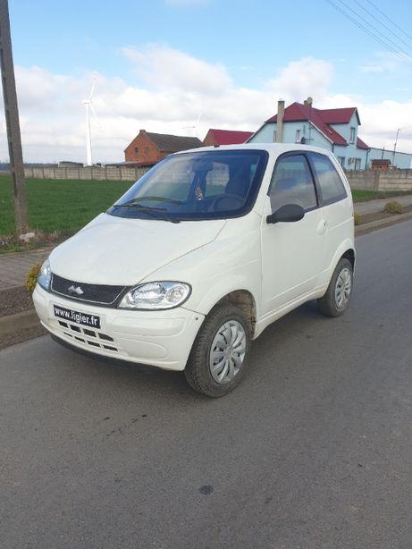 ligier xtoo l6e (aixam microcar) zarejstrowany transport cala polska