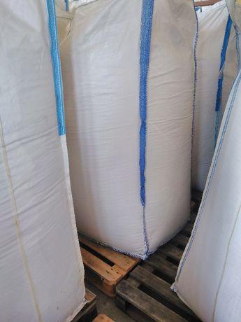 Kukurydza mielona CCM w BigBag transport