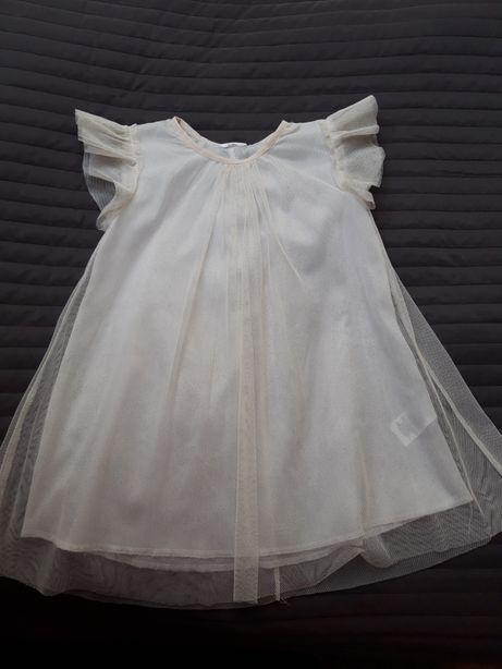Sukienka tiulowa r.104