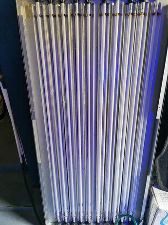 Lampa Akwarium morskie T5 10x80W miesięczne świetlówki 150x70cm