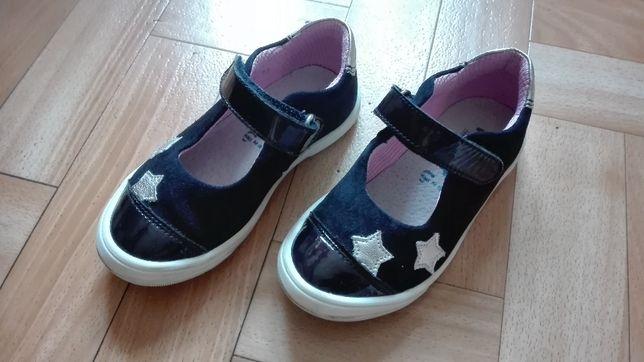 Buty balerinki richter buciki dla dziewczynki rozmiar 25 sandałki