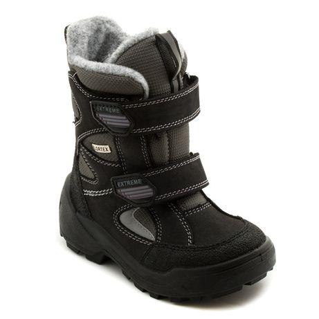 Распродажа! детские зимние термо ботинки сапоги для мальчика тм флоаре