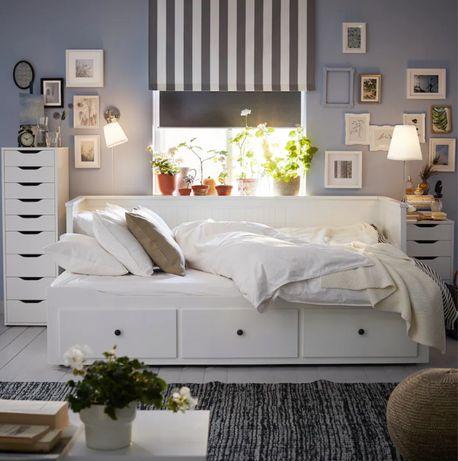 HEMNES IKEA  кушетка-кровать