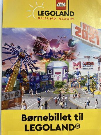 Legoland Bilety dla dzieci do 12 lat