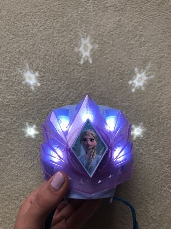 Kraina lodu 2 magiczny projetor świecący but