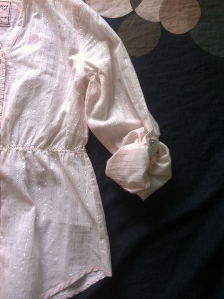 Блузка блуза туніка туника нарядна для дівчинки для девочки