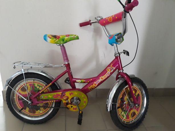 Продам велосипед дитячий на 4-7 років