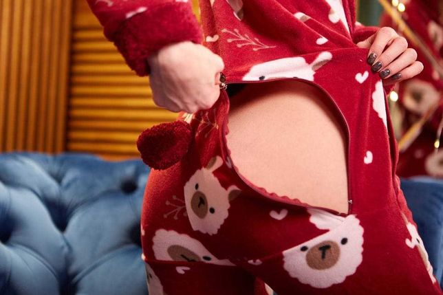 Хит года Турецкая кигуруми popojama женская комбинезон пижама наложка