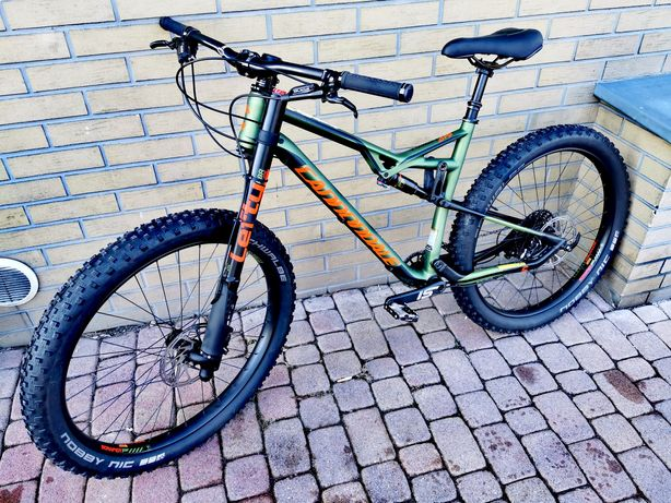 Rower MTB rama L  Cannondale Bad Habit Carbon 2