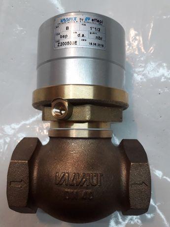 NOWY Zawór sterowany pneumatycznie 1½ cala DN40,normalnie zamknięty