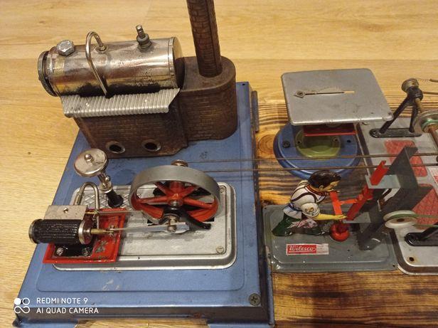 Model maszyny parowej Wilesco