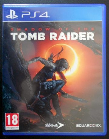 Shadow Of The Tomb Raider PL. - PS4