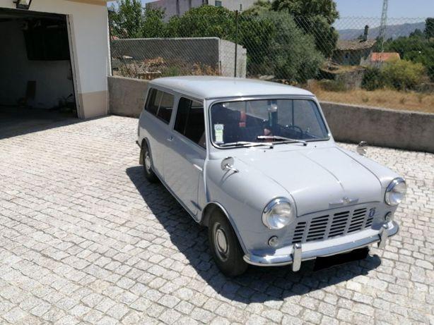 Morris 850Mk1 1962