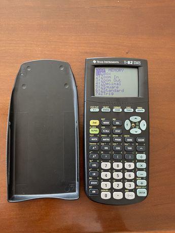 Calculadora gráfica Texas TI-82