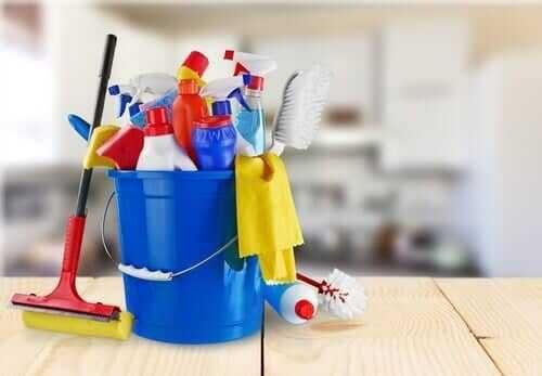 Limpeza Domesticas