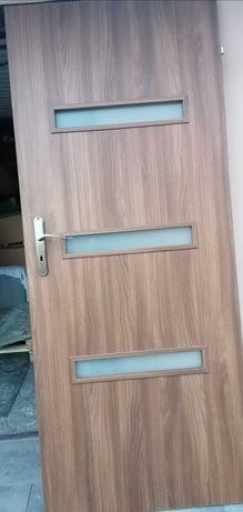 Skrzydło drzwiowe akacja